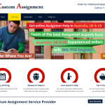 Customassignment.com Review