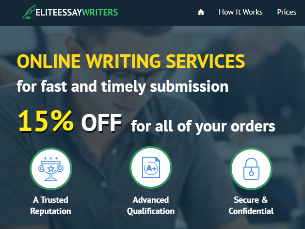 EliteEssayWriters review: everything in one place